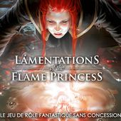 Lamentations of the Flame Princess (Black Book Éditions)