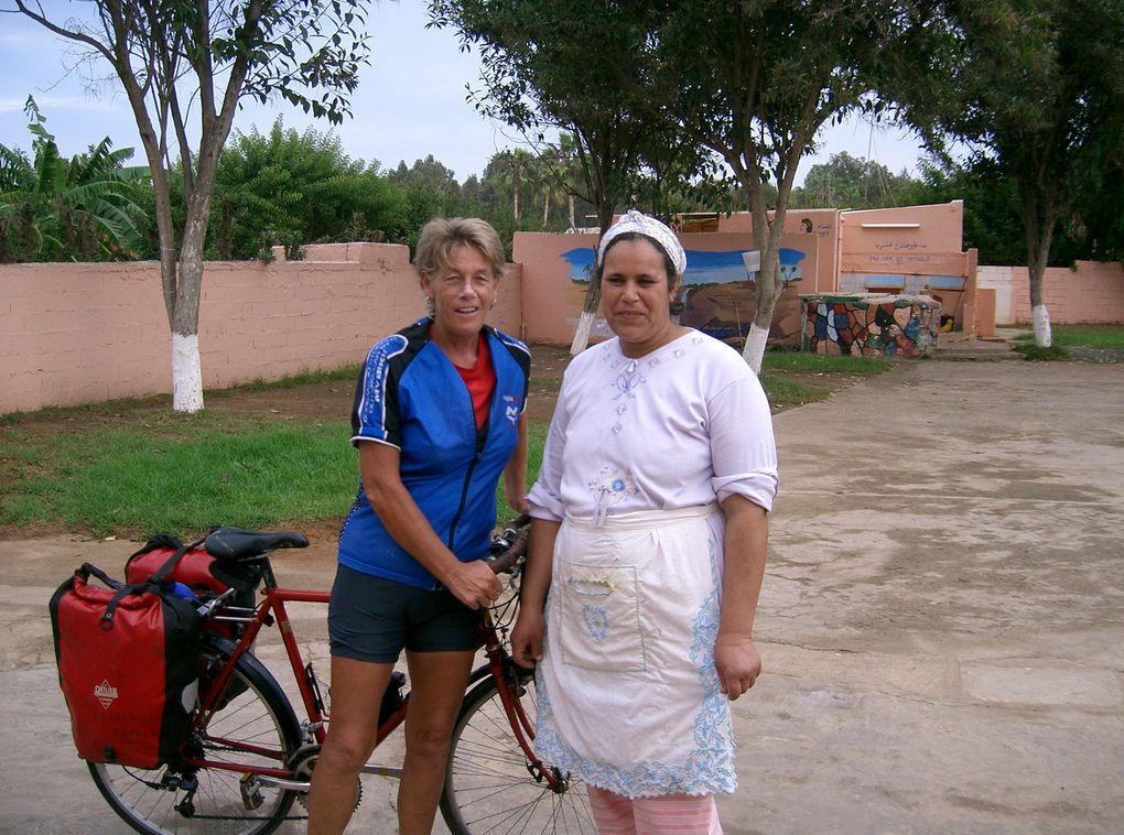 2éme partie du voyage au Maroc