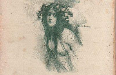 """Enacryos """"La Flûte de Pan"""" (Borel - 1897)"""