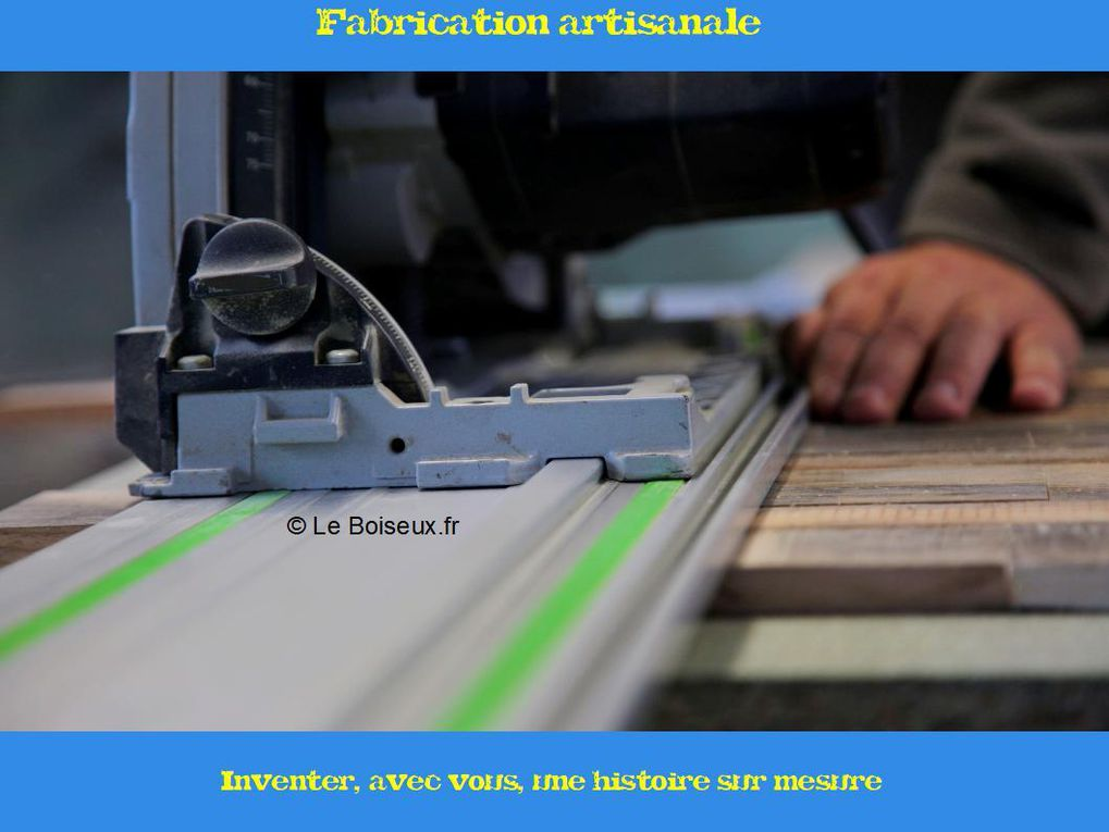 Interlocuteur unique, Le Boiseux affine, avec vous, votre projet de tables personnalisées, livrées sur site, gère l'intégralité du processus, et vous garantit votre achat à vie