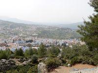 Chefchaouen (Maroc en camping-car)