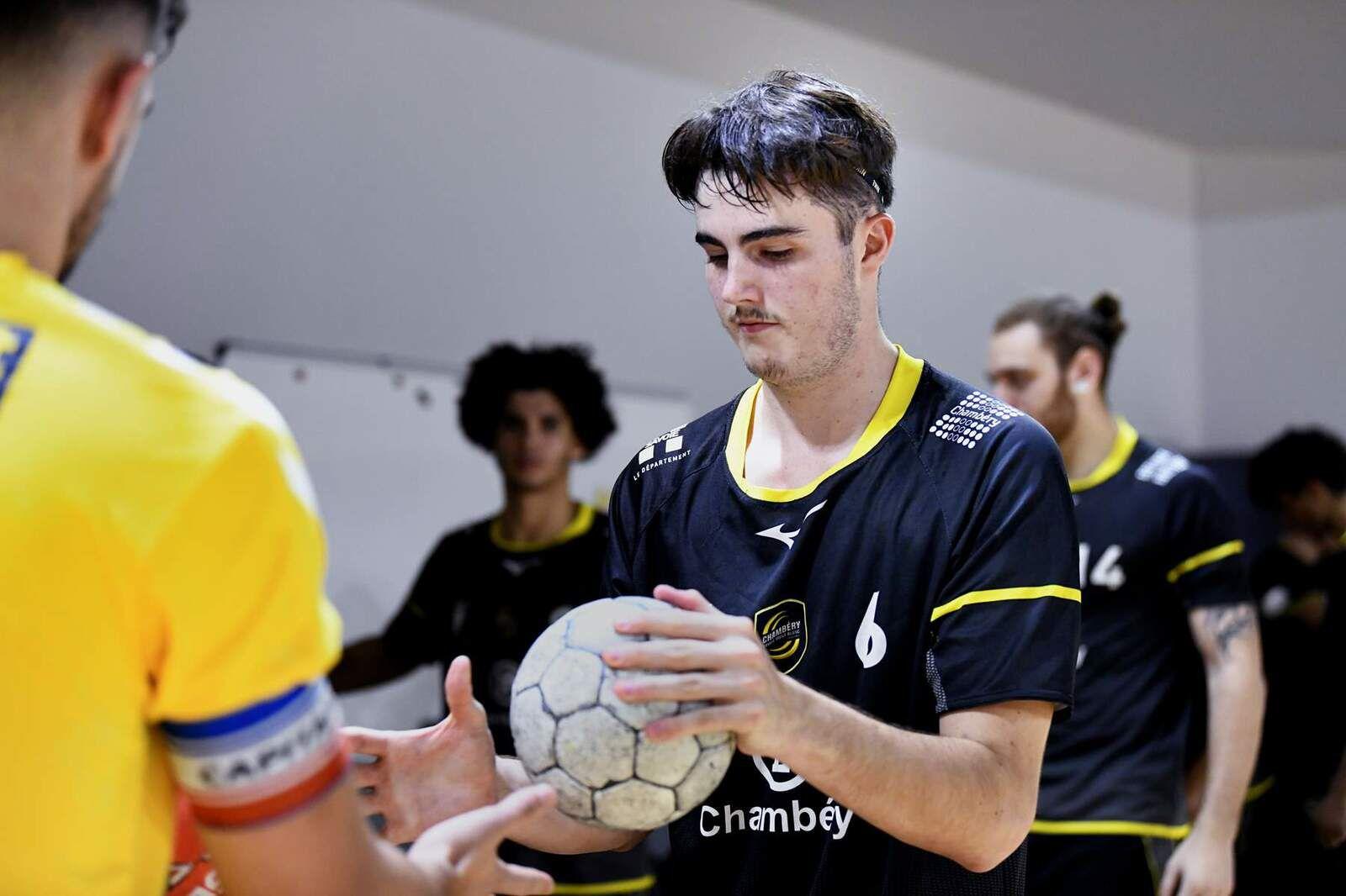 N1M Pour Gauthier BONNISSOL la Team CHAMBERY fait partie des top5 Français, mieux le connaître