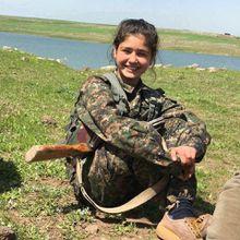 A Manbij (Syrie), affrontements entre les kurdes et Daesh