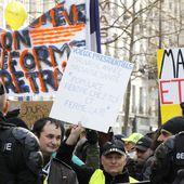 Manifestation à Paris des Gilets jaunes samedi 11 janvier 2020 : rendez-vous et trajet - Ça n'empêche pas Nicolas