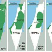 Palestine - Israël - Chroniques Spontanées