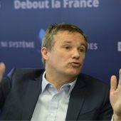 Dupont-Aignan : petit souverainiste deviendra grand?