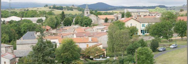 Le village de Olloix