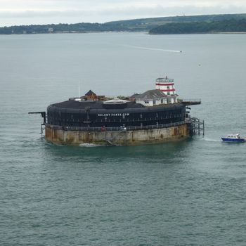 """""""The Spitbank Fort"""""""