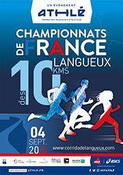 CHAMPIONNATS DE FRANCE DE 10km 2021