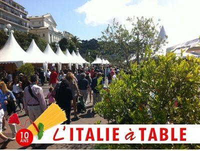 L'Italie à Table: 10ème édition du Salon dédié à la gastronomie italienne