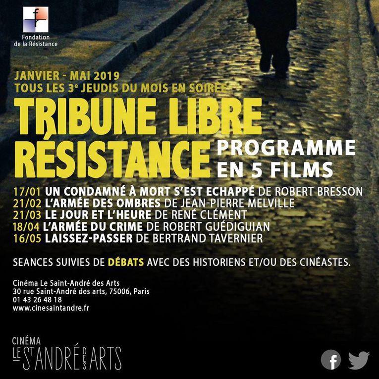 Tribune Libre Résistance