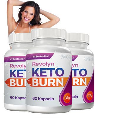 Revolyn Keto Burn - Help You Burn Extra Fat
