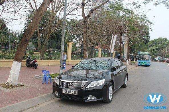 Vân Hải – Đơn vị cho thuê xe 4 chỗ giá rẻ nhất tại Hà Nội