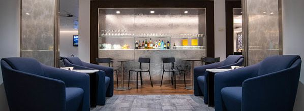 British Airways says ciao to Linate lounge refresh