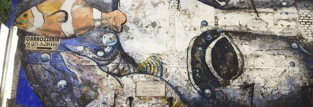 La Street Art à Rome