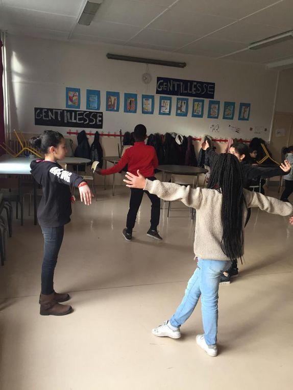 Danse au CM1