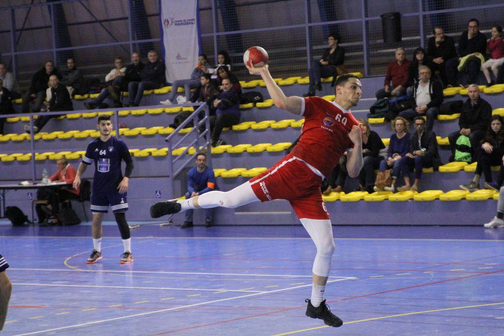 Vénissieux Handball renoue enfin avec la victoire à domicile
