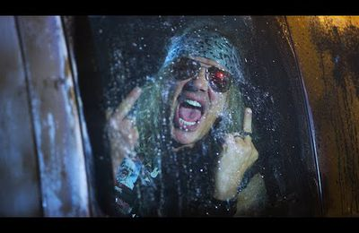 VIDEO - Nouveau clip de STEEL PANTHER - Heavy Metal Rules