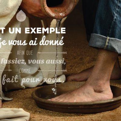 Homélie - Jeudi Saint 2020