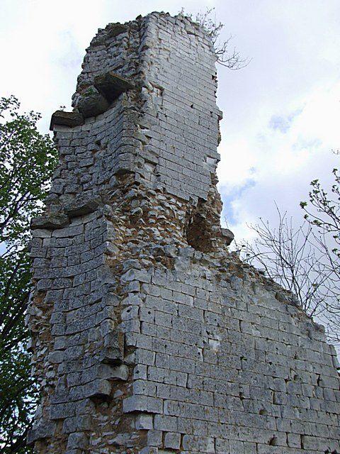 Diaporama château de Boves