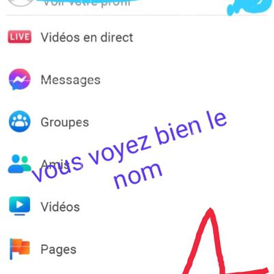COMMENT RENDRE SON NOM INVISIBLE SUR FACEBOOK ?
