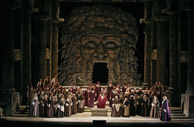 """Mozart's 'Idomeneo' Shows the Met Opera at Its Best"""