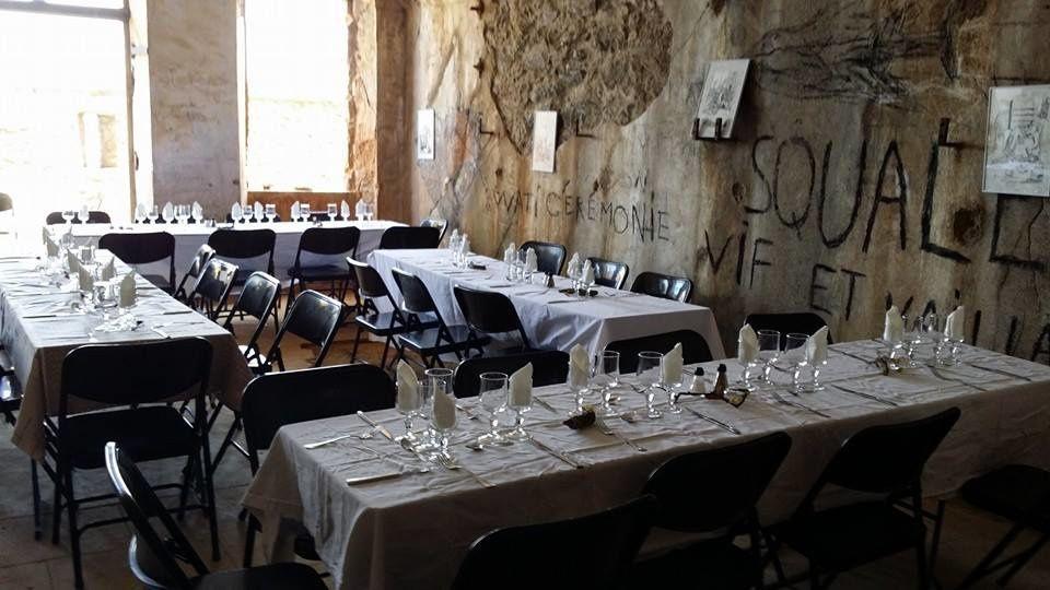 """Le Fort de """"LA GALLINE"""" à Port Vendres: Un lieu Autonome, Solidaire, Citoyen, Ecologique et Artistique interviews par Nicolas Caudeville"""