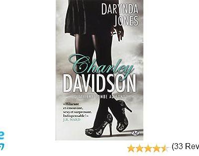 Charley Davidson tome 4, de Darynda Jones