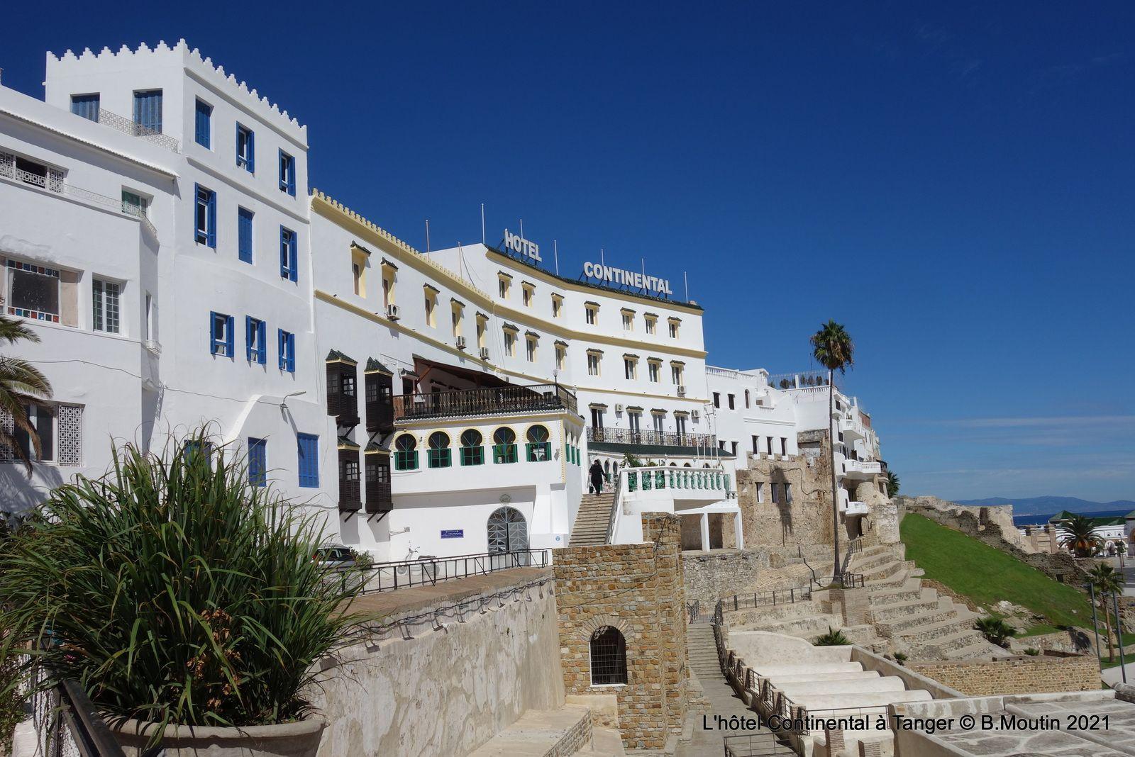 l'hôtel Continental à Tanger (3 photos)
