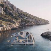 LAURÉAT·E·S 2021 DU CONCOURS NATIONAL DE MICROARCHITECTURE MINI MAOUSSE 8 - École supérieure d'art & de design Marseille-Méditerranée