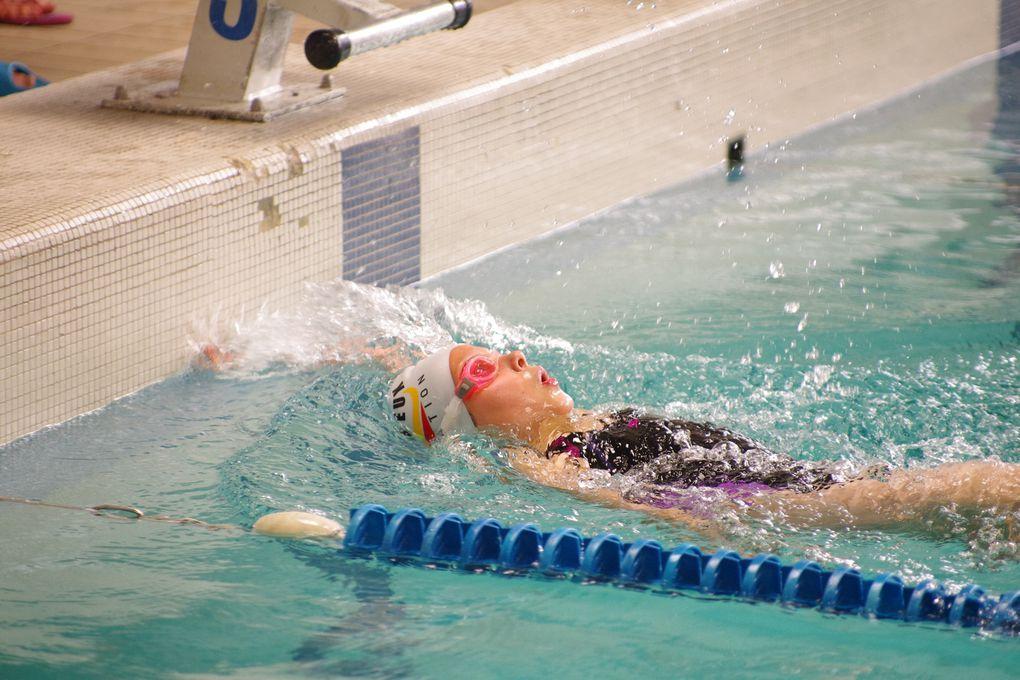 C'est terminé pour la saison 2014/2015 de l'école  de natation du CMO Vénissieux Natation.