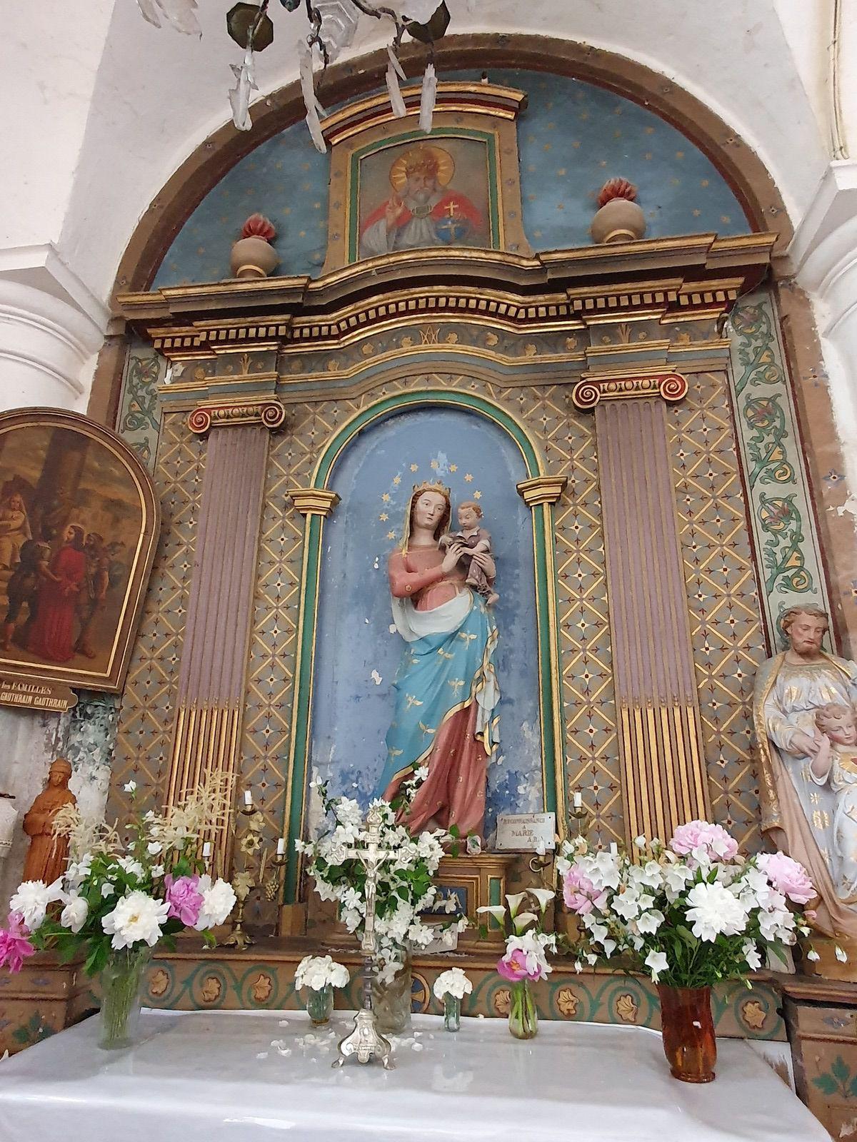 Eglise Saint-Etienne de Baroville