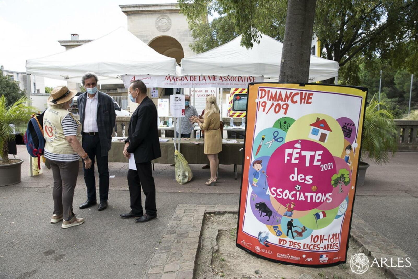 20210919 Fête Associations  Arles