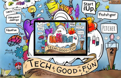 Tech 4 Good 4 Fun : Start up, Gamification et Développement Durable à l'IIM