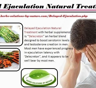 Delayed Ejaculation Natural Treatment with Ginger and Honey