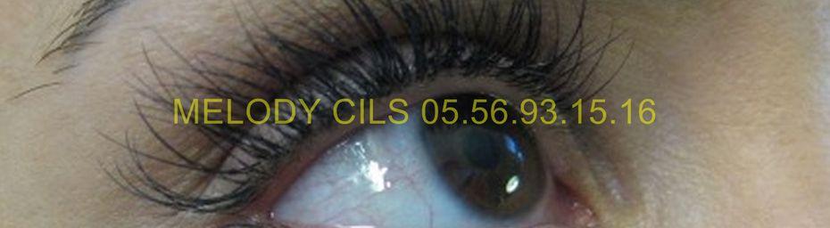 EXTENSION DE CILS MELODY