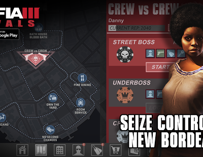 Mafia III: Rivals Cheats and Glitch available on iOS & Android