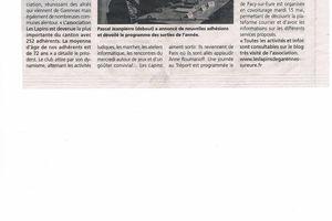 A.G. de la presse locale