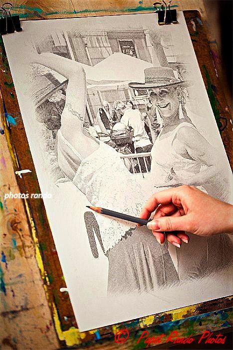 Photos en dessins cela change,  avec des photos de shootings, Flamenco, etc (en un mot les personnes que j'apprecie), aussi quelques photos de mon village jusque mes 20 ans