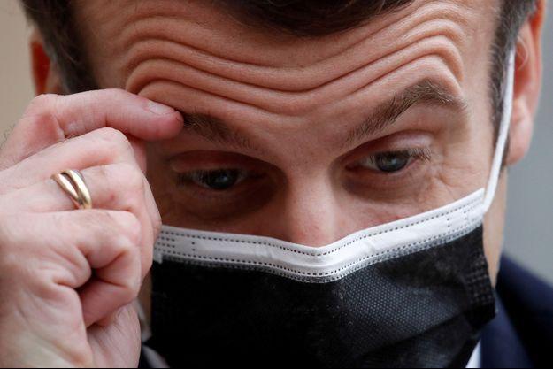 Encore un «coup» d'Emmanuel Macron!