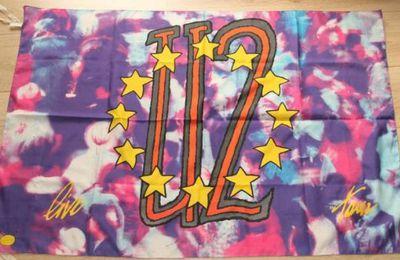 U2 -Drapeau Zooropa Tour 1993