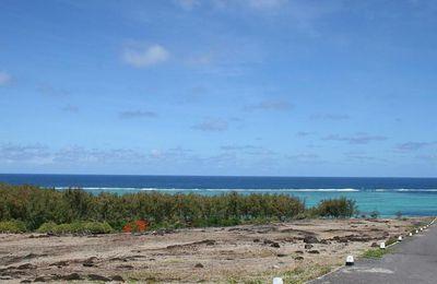 îles Rodrigues - Océan Indien