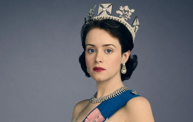 Elisabeth Windsor version Claire Foy (The Crown)