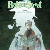 Les Quatre de Baker Street - Tome 4. Djian, Etien et Legrand. 2012 (BD) - VIVRELIVRE