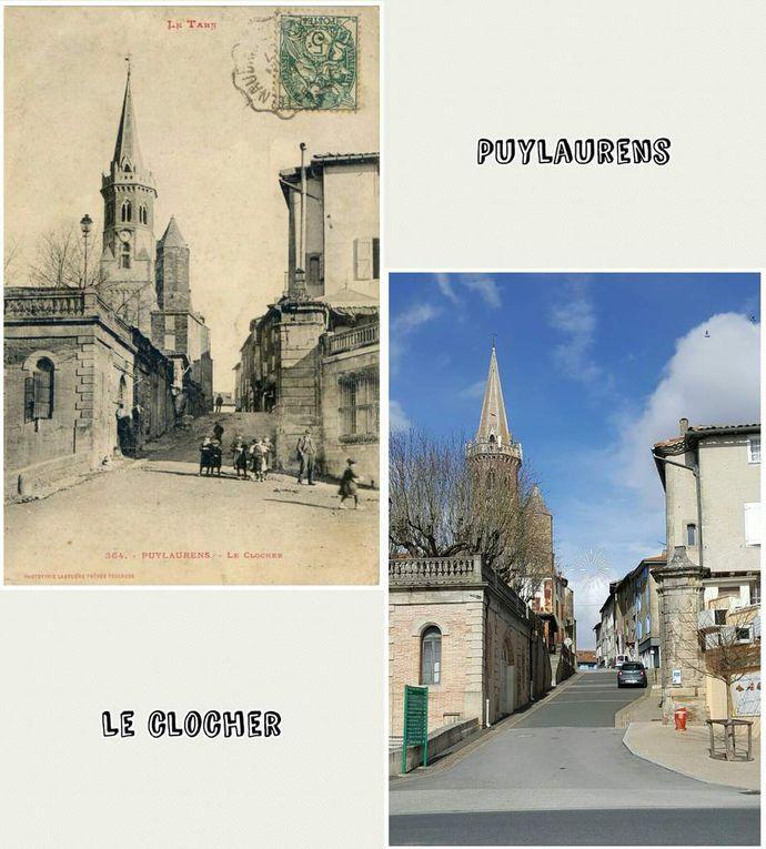 Puylaurens, Tarn 《40》 ~