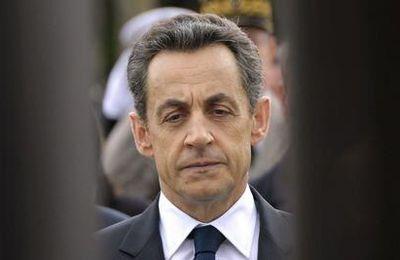 Nicolas Sarkozy invité du JT de 20H de TF1 mercredi