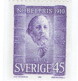 Paul von Heyse, Prix Nobel de Littérature en 1910