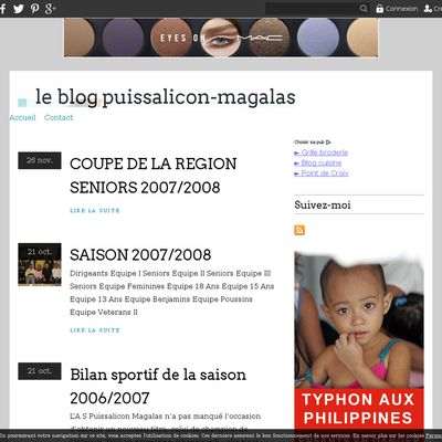 le blog puissalicon-magalas