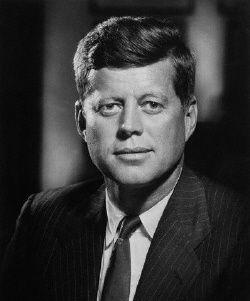 JF Kennedy et les sociétés secrètes...