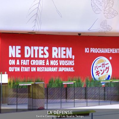 Actualité de la franchise Burger King